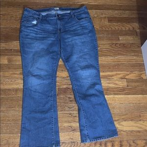 Old nave DIVA jeans